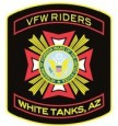 VFW Riders, White Tanks Chapter, District 3 Arizona
